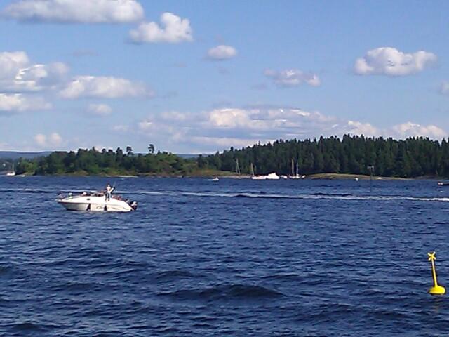 Oslofjord Kalv?ya – B?tbukta, B?rum